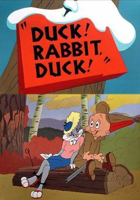Duck! Rabbit, Duck!
