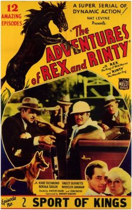 The Adventures of Rex and Rinty [Serial]