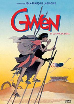 Gwen ou Le Livre Du Sable
