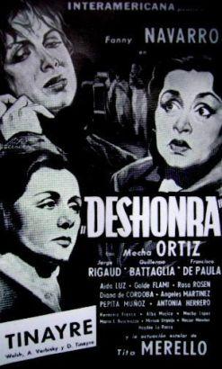 Deshonra