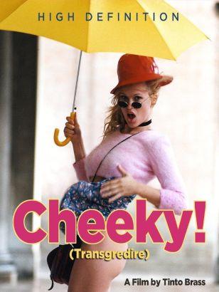 Cheeky!