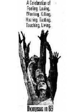 Dionysus in '69