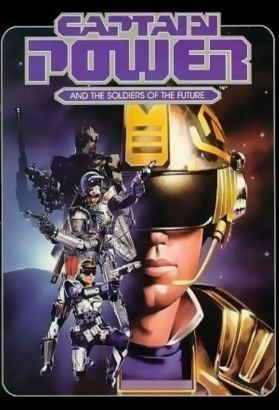Captain Power and the Soldiers of the Future [TV Series]
