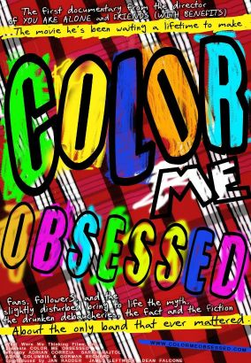 Color Me Obsessed: A Film About the Replacements (2011)