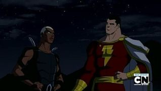 Young Justice: Alpha Males