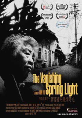 The Vanishing Spring Light