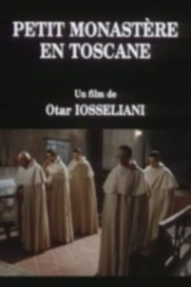 Un petit monastere en Toscane