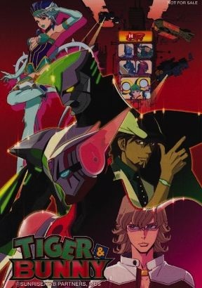 Tiger & Bunny The Movie - The Beginning