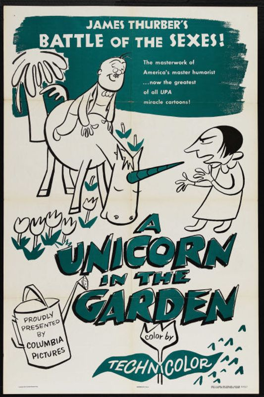 james thurbers short story unicorn in the garden essay Essay about james thurber-humor in fiction   an analysis of james thurber's short story unicorn in the garden using an existentialist approach.