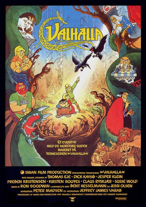 Valhalla 1986 Peter Madsen Synopsis Characteristics Moods Themes And Related Allmovie
