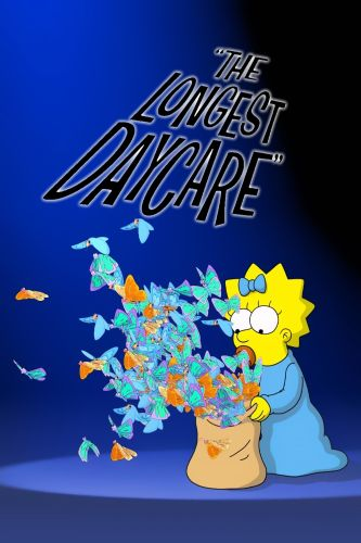 Maggie Simpson in 'The Longest Daycare'