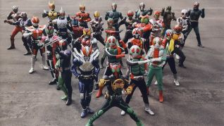 OOO, Den-O, All Riders: Let's Go Kamen Riders