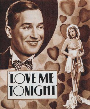 Love Me Tonight