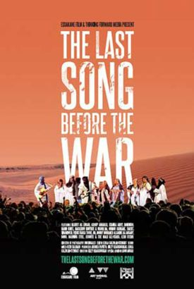 The Last Song Before the War