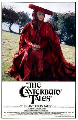 canterbury tales themes