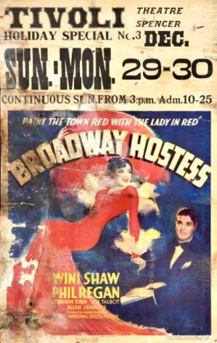 Broadway Hostess