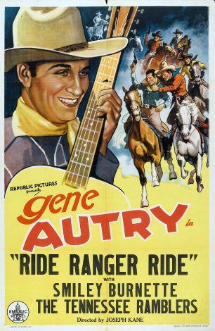 Ride, Ranger, Ride