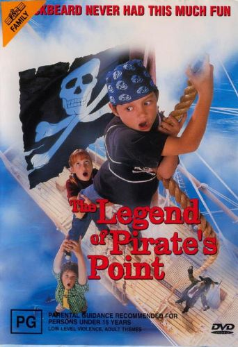 Legend of Pirate's Point