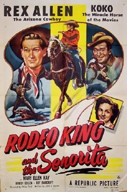 Rodeo King and the Senorita