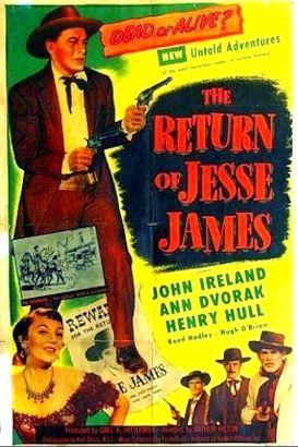 The Return of Jesse James (1950)