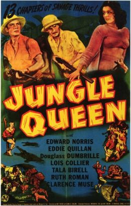 Jungle Queen [Serial]
