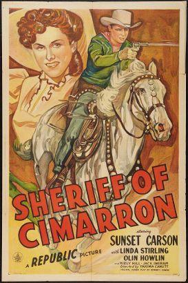 Sheriff of Cimarron