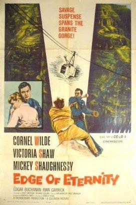 Edge of Eternity (1959)