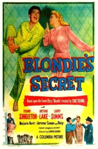 Blondie's Secret
