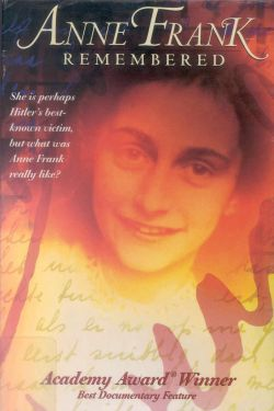 Anne Frank Remembered
