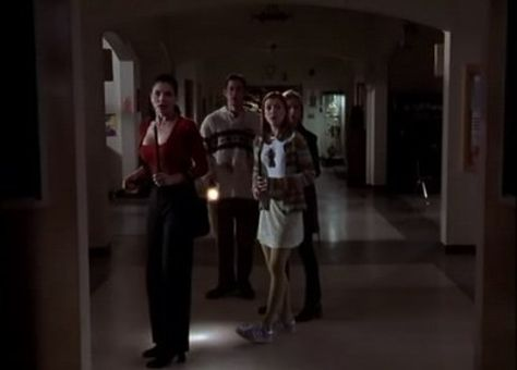 Buffy the Vampire Slayer : I Only Have Eyes for You