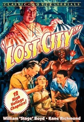 The Lost City [Serial]