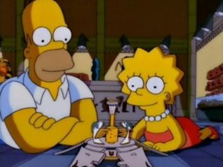 The Simpsons: Lost Our Lisa