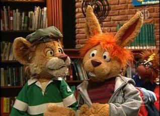 Between the Lions: Humph! Humph! Humph!