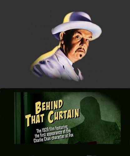 Behind That Curtain