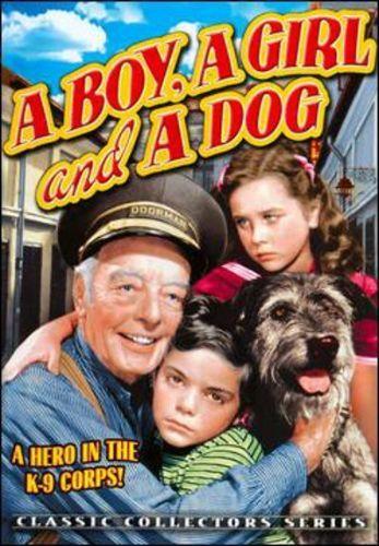 A Boy, a Girl and a Dog