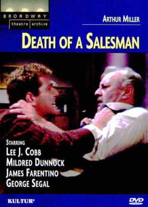 Death of a salesman analyzing themes