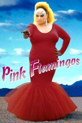 divine pink flamingos ending a relationship