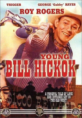 Young Bill Hickok