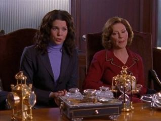 Gilmore Girls: Secrets and Loans