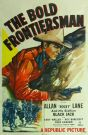 The Bold Frontiersman