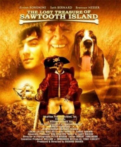 The Lost Treasure of Sawtooth Island