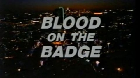 Blood on the Badge