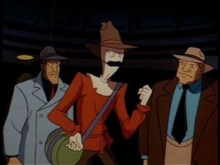 Batman: The Animated Series: Nothing to Fear