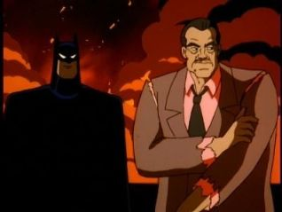 Batman: The Animated Series: It's Never Too Late