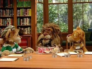 Between the Lions: Treats!