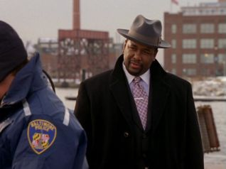 The Wire: Ebb Tide