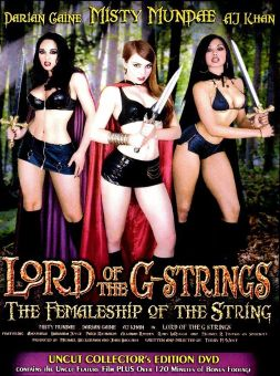 Lord of the G-Strings: The Femaleship of the String