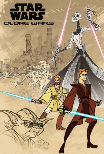 Star Wars: Clone Wars---'The Epic Micro Series'