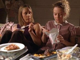 Gilmore Girls: The Lorelais' First Day at Yale