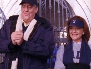 Gilmore Girls: Ted Koppel's Night Out